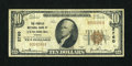 National Bank Notes:Virginia, Lynchburg, VA - $10 1929 Ty. 1 The Peoples NB Ch. # 2760. ...