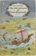 Books:Children's Books, J. R. R. Tolkien. The Adventures of Tom Bombadil, andOther Verses from The Red Book. London: George All...