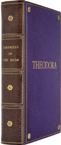 Books:First Editions, John W. Vandercook. Empress of the Dusk: A Life of Theodora ofByzantium. New York: Reynal & Hitchcock, 1940. . ...