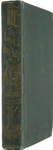Books:First Editions, Thomas Bailey Aldrich. The Story of a Bad Boy. Boston:Fields, Osgood & Co. 1870....