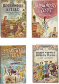 Books:Children's Books, Mary Norton. The First Four Books in The Borrowers Series -First American Editions.... (Total: 4 Items)