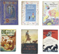 Books:Children's Books, Lot of Six Illustrated Books for Children and Young Adults,...(Total: 6 Items)