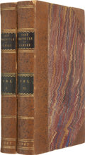 Books:First Editions, Anthony Trollope. The Last Chronicle of Barset. London:Smith, Elder and Co., 1867. From the Library of Glenn ...(Total: 2 Items)