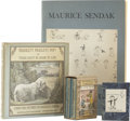 Books:Children's Books, Lot of Maurice Sendak Books... (Total: 4 Items)