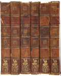 Books:First Editions, Robert Bisset. The History of the Reign of George III. To theTermination of the Late War. London: T. N. Longman and...(Total: 6 Items)