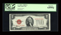 Small Size:Legal Tender Notes, Fr. 1505* $2 1928D Legal Tender Note. PCGS Choice New 63PPQ.. ...