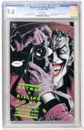 Modern Age (1980-Present):Superhero, Batman: The Killing Joke #nn (DC, 1988) CGC NM/MT 9.8 Whitepages....