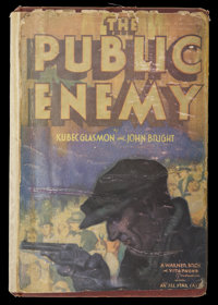 """The Public Enemy (Warner Brothers, 1931). Photoplay Book (5"""" X 8"""") (280 Pages). Crime"""