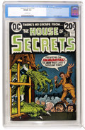 Bronze Age (1970-1979):Horror, House of Secrets #109 (DC, 1973) CGC VF/NM 9.0 Off-white pages....