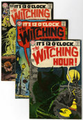 Bronze Age (1970-1979):Horror, The Witching Hour Group (DC, 1969-78) Condition: Average FN/VF....(Total: 28 Comic Books)