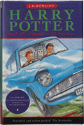 Books:First Editions, J. K. Rowling. Harry Potter and the Chamber of Secrets.London: Bloomsbury, 1998.. ...