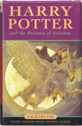 Books:First Editions, J. K. Rowling. Harry Potter and the Prisoner of Azkaban.London: Bloomsbury, 1999.. ...