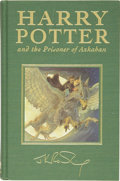 Books:Signed Editions, J. K. Rowling. Harry Potter and the Prisoner of Azkaban.London: Bloomsbury, 1999.. ...