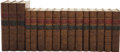Books:Non-fiction, Charles Darwin. Sixteen Volumes of Charles Darwin's Works.... (Total: 16 Items)