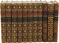 Books:Non-fiction, Lot of Eleven Books on the History and Culture of England, Fromthe library of Glenn Ford.... (Total: 11 Items)