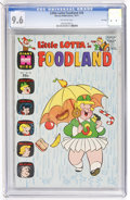 Bronze Age (1970-1979):Humor, Little Lotta Foodland #28 File Copy (Harvey, 1971) CGC NM+ 9.6 Off-white pages....