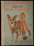 "Movie Posters:Adventure, Rin-Tin-Tin Lot (Warner Brothers, 1927). Photoplay Books (2) (6.5""X 9""). Adventure.... (Total: 2 Items)"