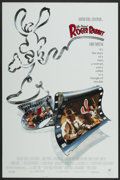 "Movie Posters:Animated, Who Framed Roger Rabbit (Buena Vista, 1988). One Sheet (27"" X 41"").Animated...."