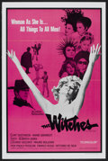"""Movie Posters:Drama, The Witches (United Artists, 1967). One Sheet (27"""" X 41""""). Drama...."""