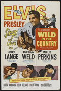 "Movie Posters:Elvis Presley, Wild in the Country (20th Century Fox, 1961). One Sheet (27"" X41""). Elvis Presley...."
