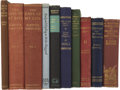 Books:Fiction, Lot of Ten H. Rider Haggard Books, By and About Him,... (Total: 10Items)