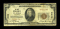 National Bank Notes:Colorado, La Jara, CO - $20 1929 Ty. 1 The First NB Ch. # 9840. ...