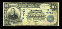 Tazewell, TN - $10 1902 Date Back Fr. 616 The Claiborne NB Ch. # (S)7740