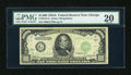 Small Size:Federal Reserve Notes, Fr. 2212-G $1000 1934A Federal Reserve Note. PMG Very Fine 20.. ...