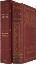 Books:First Editions, William O. Stoddard. Little Smoke. A Tale of the Souix. NewYork: D. Appleton and Company, 1891.. ...