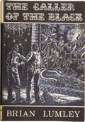 Books:First Editions, Brian Lumley. The Caller of the Black. Sauk City: ArkhamHouse, 1971....