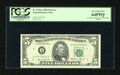 Error Notes:Ink Smears, Fr. 1978-A $5 1985 Federal Reserve Note. PCGS Very Choice New64PPQ.. ...