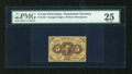 Fractional Currency:First Issue, Fr. 1231 5c First Issue PMG Very Fine 25....