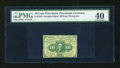 Fractional Currency:First Issue, Fr. 1243 10c First Issue PMG Extremely Fine 40....