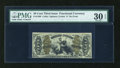 Fractional Currency:Third Issue, Fr. 1369 50c Third Issue Justice PMG Very Fine 30 EPQ....