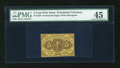 Fractional Currency:First Issue, Fr. 1228 5c First Issue PMG Choice Extremely Fine 45....