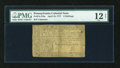 Colonial Notes:Pennsylvania, Pennsylvania April 10, 1777 6s PMG Net Fine 12....