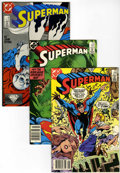 Modern Age (1980-Present):Miscellaneous, Miscellaneous Modern Age Comics Box Lot (Various Publishers, 1980s) Condition: Average FN/VF....