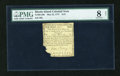 Colonial Notes:Rhode Island, Rhode Island May 22, 1777 $1/9 PMG Net Very Good 8....