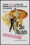 """Movie Posters:Adult, The Models (Group 1, 1970s). One Sheet (27"""" X 41""""). Adult...."""