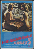 """Movie Posters:Adult, The Daughter of Emanuelle (Continental, 1975). Spanish One Sheet (27.5"""" X 39""""). Adult...."""