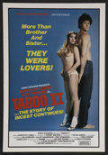 "Movie Posters:Adult, Taboo II (Ad Art Agency, 1982). Pressbook (8.25"" X 12""). Adult...."