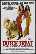 """Movie Posters:Adult, Dutch Treat (ASOM Distributing, 1977). Poster (25"""" X 38""""). Adult...."""