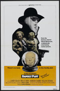 """Movie Posters:Hitchcock, Family Plot (Universal, 1976). One Sheet (27"""" X 41"""") Tri-Folded.Hitchcock...."""