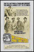 "Movie Posters:Crime, The Taking of Pelham One Two Three (United Artists, 1974). OneSheet (27"" X 41"") Tri-Folded Style C. Crime...."