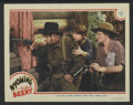 "Movie Posters:Western, Wyoming (MGM, 1940). Lobby Card (11"" X 14""). Western...."