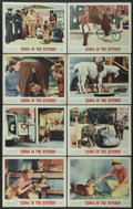 "Movie Posters:Comedy, Zebra in the Kitchen (MGM, 1965). Lobby Card Set of 8 (11"" X 14""). Comedy.... (Total: 8 Items)"