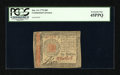 Colonial Notes:Continental Congress Issues, Continental Currency January 14, 1779 $60 PCGS Extremely Fine45PPQ....