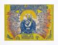 Music Memorabilia:Posters, Texas International Pop Festival Concert Poster (1969)....