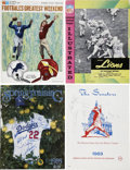 Miscellaneous Collectibles:General, All Sports Stars Signatures Lot of 15.... (Total: 15 items)