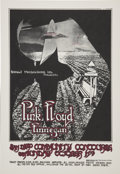 Music Memorabilia:Posters, Pink Floyd San Diego Concert Poster (Direct Productions, 1971)....